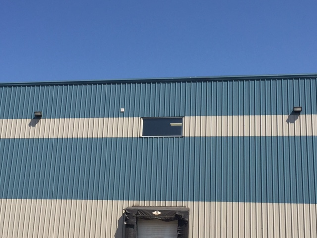 Wall mounts and flood lighting for warehouses and factories